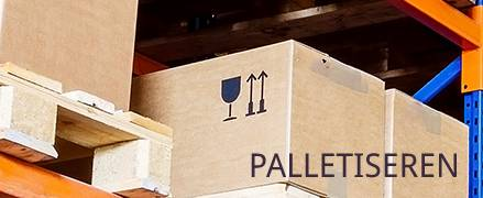 palletiseren epacking